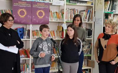 Inés Sabanés presenta Madrid Agrocomposta