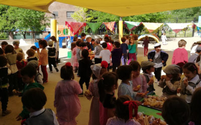 Celebramos San Isidro en infantil