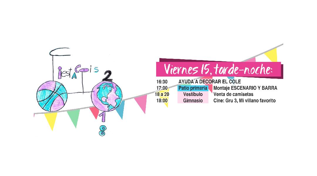 Programa Fiesta COIS 2018