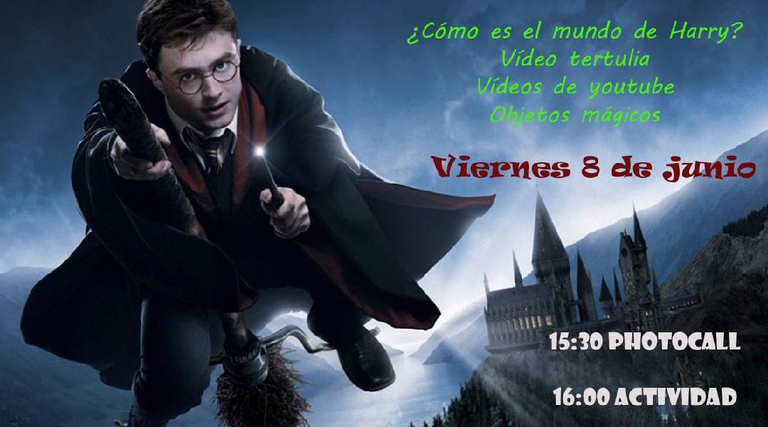 Conoce el mundo mágico de Harry Potter