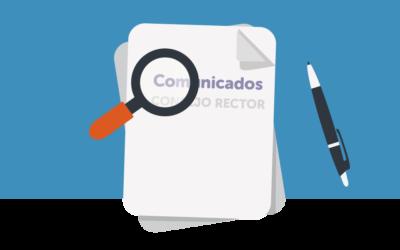 Plazos solicitud Becas y Ayudas COIS 2019-2020