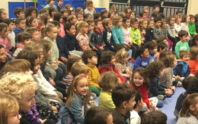 English theatre shows in infantil and primary