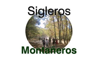 Ven con Sigleros Montañeros al Mirador de los Poetas