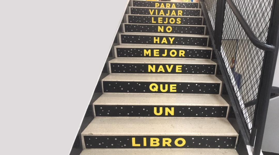 ¡Inauguramos la Biblioteca!