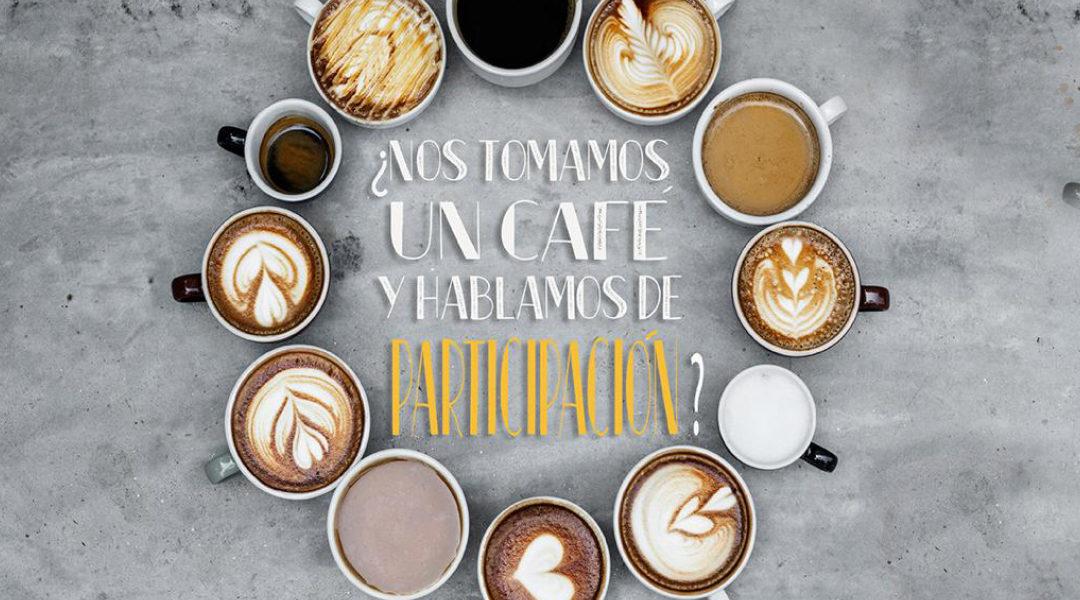 ¿Nos tomamos un café y hablamos de participación?