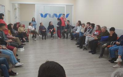 El alumnado de 4ºESO visita un Centro de Día