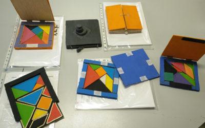 Construyendo un tangram
