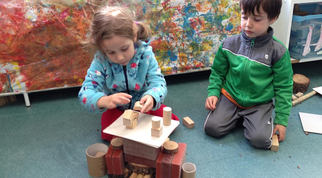 Diferentes maneras de construir
