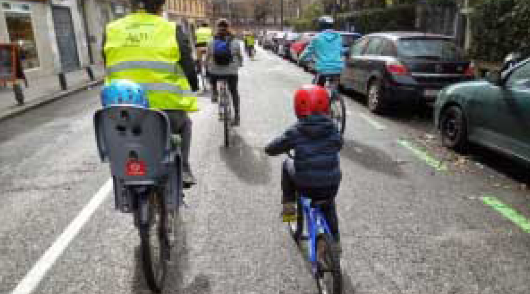 Más y mejores carriles bici ¡ya!