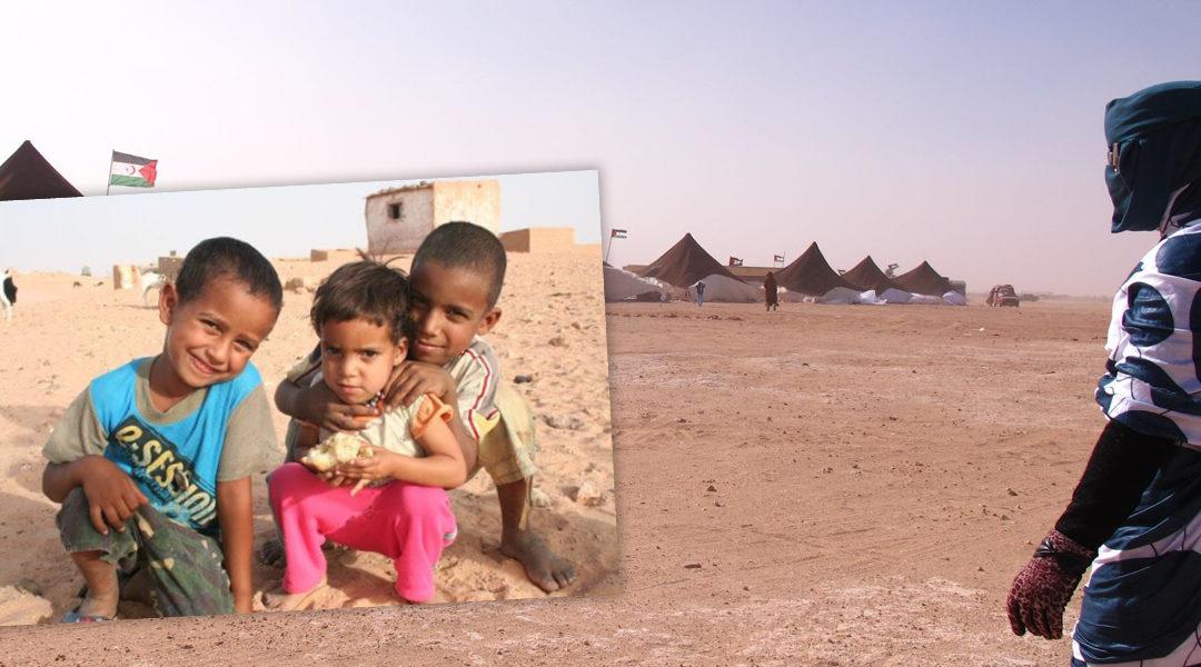 Proyecto de acogida de niños y niñas saharauis