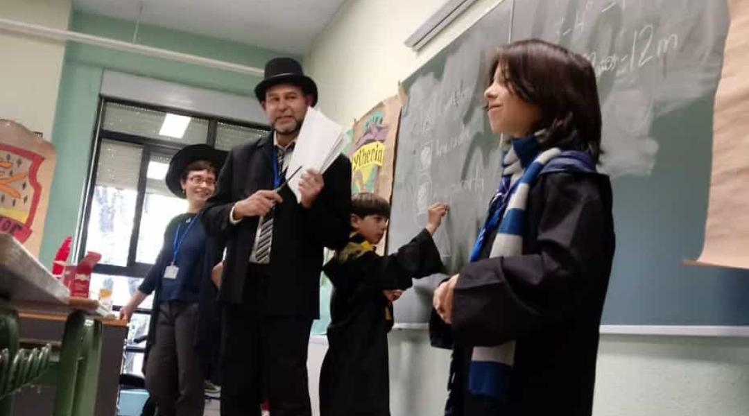 Rodro explica el examen
