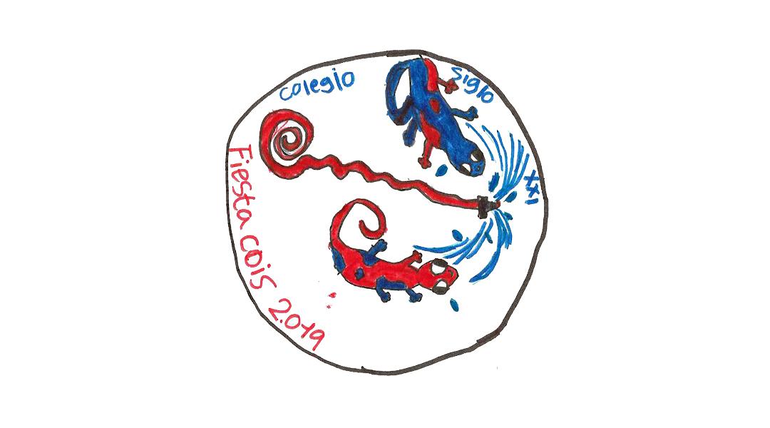 Para los Dípticos: Hugo Santamaría y Olivia Garrón (3ºB Primaria)