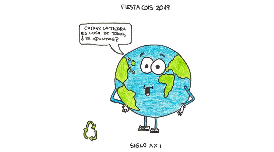 Para la Bolsa: Ana Pozas Viana (2ªA Primaria)