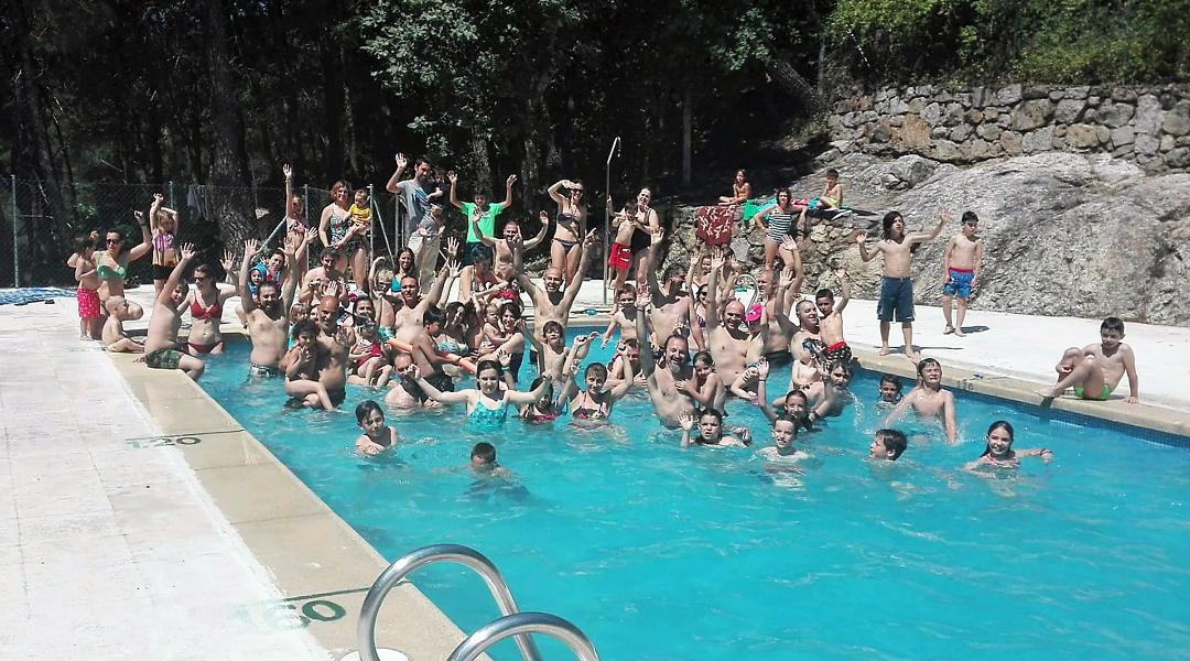 El albergue (de Sigler@s Montañer@s) y la tribu