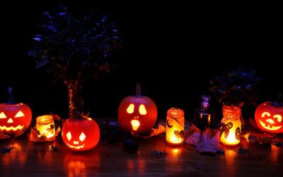Fiesta de Halloween en el cole