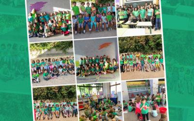 Participamos en el Viernes Verde