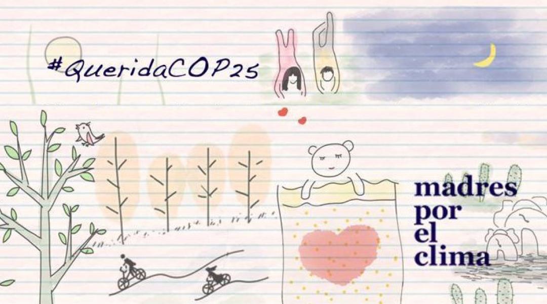 El Colegio Siglo XXI se une a la Campaña de Madres por el clima: QueridaCOP25