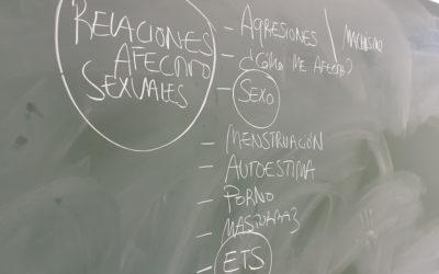 Sesiones de afectividad y sexualidad en 1º ESO