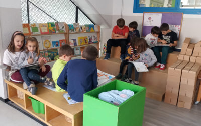 Parejas de Biblioteca