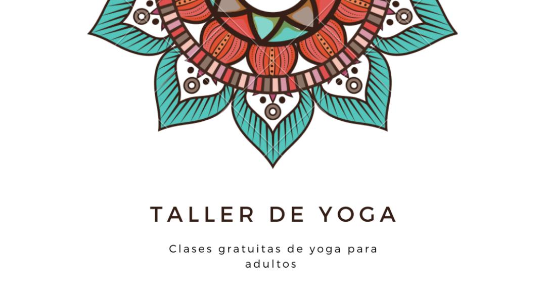 Taller de yoga para adultos