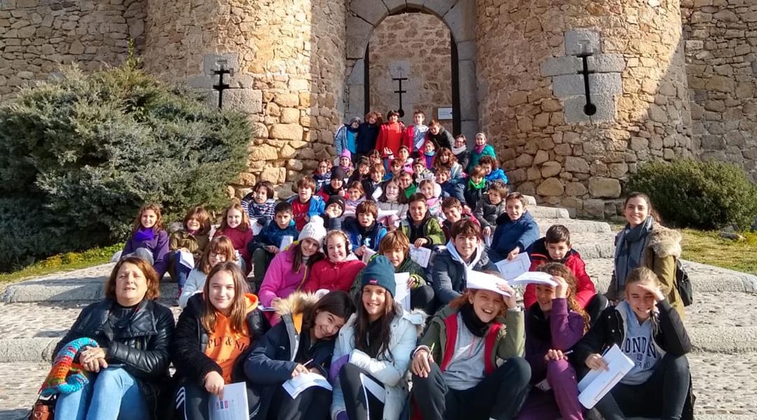 Visita al Castillo de Manzanares