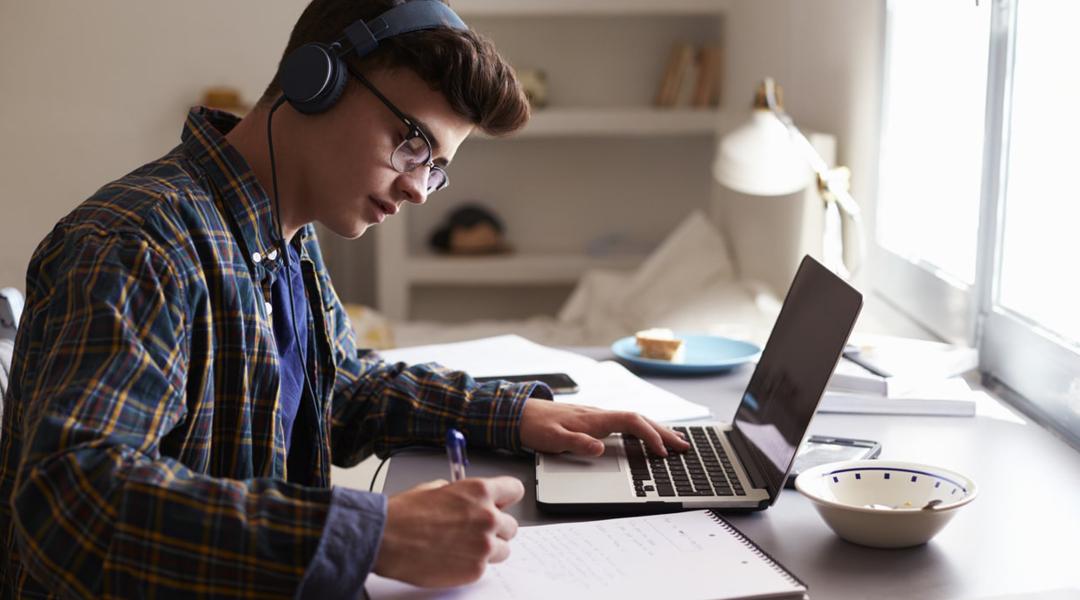 Recomendaciones acerca de cómo estudiar desde casa en estos días