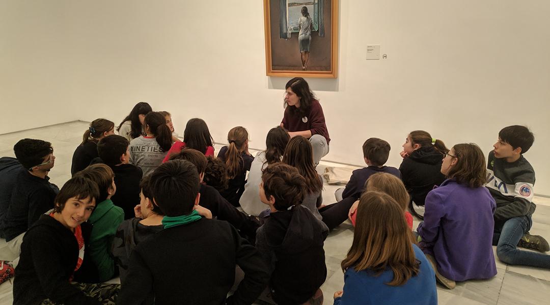 Exploramos el arte de Picasso y Dalí