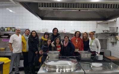 Hacia un comedor sostenible, eficaz y comprometido