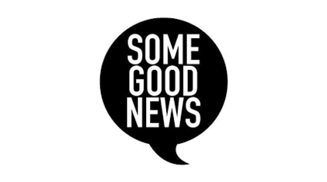 Some good news