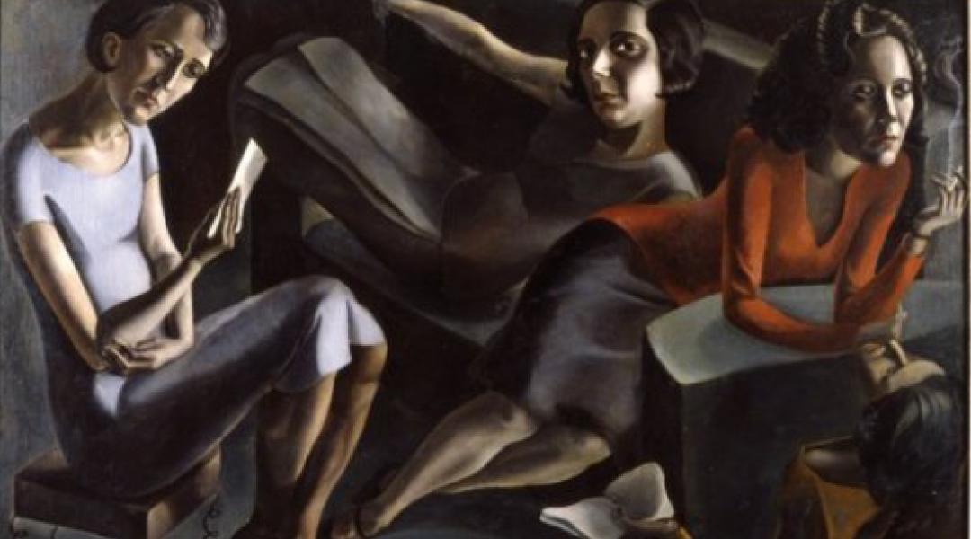 La mujer artista durante la dictadura franquista