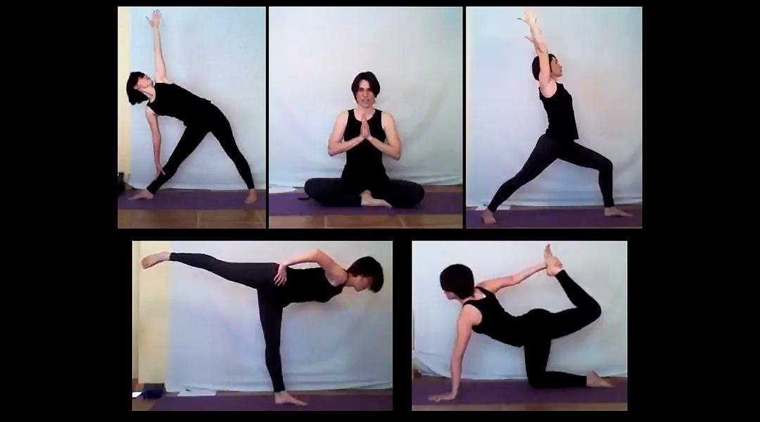 Se nos acabó el yoga virtual…