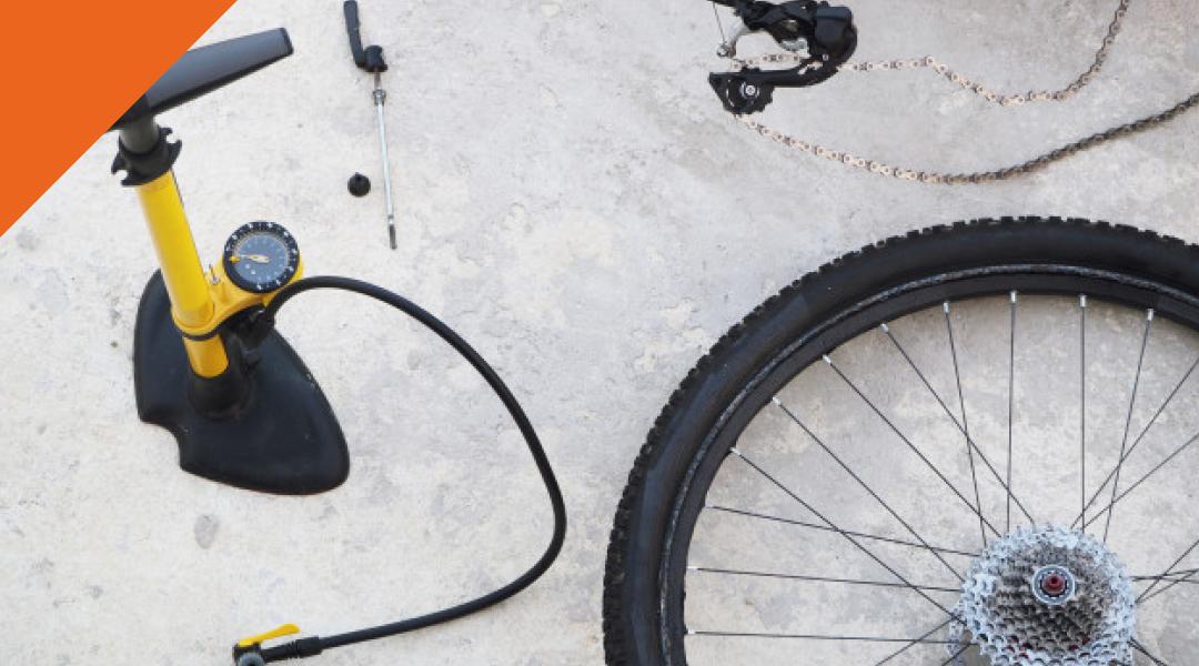 Taller de auto-reparación de bicisigleras desde tu habitación