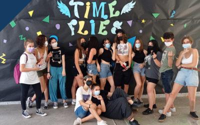 «Time flies» Fashion Show