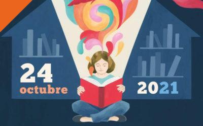 Celebra con nosotros el día de las bibliotecas